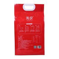 龙良 5KG 品味优良北大荒稻花香米5kg 单袋