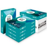 得力(deli)木尚 复印纸 A4 70g 500张/包 5包装 白色 15天质保