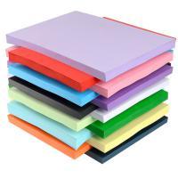 纸豹 彩色卡纸 A4 120g/张 10色混装