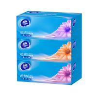 维达(Vinda)抽纸 超韧3层130抽/盒 3盒/提