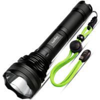 神火(supfire)L3-S 强光防水远射LED手电筒充电 黑色