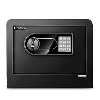齐心(COMIX)BGX-28DS 保险柜 高28cm智能电子密码保管箱