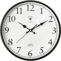 北极星(POLARIS)2788-1 静音时钟时尚创意石英钟14英寸 混色