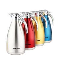 万德霍(WODHO)WDH-G0140487 出水芙蓉保温水壶 单个 颜色随机