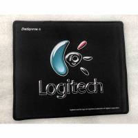 罗技(Logitech)25*29cm 鼠标垫 黑色