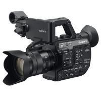 索尼(SONY)PXW-FS5M2K(含18-105镜头)专业摄像机一体机 加配包+SD卡128G+U60原装电池+三脚架+UV镜