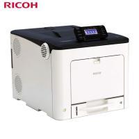 理光(Ricoh)SP C360DNw A4彩色激光打印機 支持有線/無線連接打印 30頁/分鐘 自動雙面打印 適用耗材:SP C360C型系列 一年保修