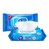 维达(Vinda)湿巾纸巾 洁肤杀菌 80片