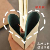 创易(chanyi)CY7961 商务笔记本 18K插笔80克120张 单个装 颜色随机