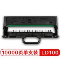 联想(Lenovo)LD100 黑色硒鼓 10000页打印量 适用机型:L100/M100/M101/M102系列 单支装