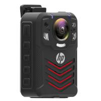 惠普(HP)DSJ-A7 执法记录仪 1296P红外夜视 3300万高清像素 防爆现场记录仪 官方标配64G