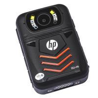 惠普(HP)DSJ-H6 执法记录仪 1440P红外夜视 4000万高清像素 防爆现场记录仪 官方标配128G