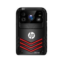 惠普(HP)DSJ-M5 执法记录仪 4G网络 WiFi无线传输 GPS实时定位 现场远程监控 防爆现场记录仪 官方标配32G