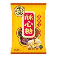 徐福记 酥心糖318g 酥糖结婚庆喜糖果休闲零食品 单包