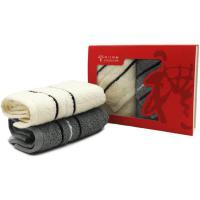 金号(KING SHORE)HY1118-5 毛巾 清然系列 一毛巾一方巾彩盒装 单盒 颜色随机