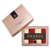 金号(KING SHORE)HY1123 简爱/毛巾系列-8四条毛巾礼 单盒 红+香槟色