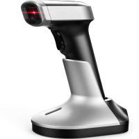 歌派(GEPAD)MK-802 无线一二维扫描枪 扫码枪 二维无线带底座影像式扫描 单个 黑色