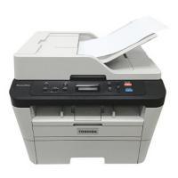 东芝(TOSHIBA)e-studio 301DN A4黑白激光多功能一体机 打印/复印/扫描 有线网络打印 30页/分钟 自动双面打印 适用耗材: T-3003C 一年保修