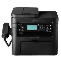 佳能(Canon)MF236n A4黑白激光多功能一體機 打印/復印/掃描/傳真 有線網絡打印 23頁/分鐘 手動雙面打印 適用耗材:CRG-337 一年保修
