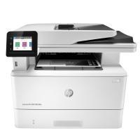 惠普(HP)LaserJet Pro MFP M429fdn A4黑白激光多功能一体机 打印/复印/扫描/传真 有线网络打印 38页/分钟 自动双面打印 适用耗材:CF277A/X 一年保修