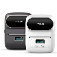 趋印(QUIN)M110 智能标签打印机 标签机条形码二维码不干胶手持无线蓝牙条码机 单台 颜色随机
