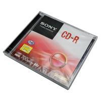 索尼(SONY)CD-R 光盘/刻录盘 48速700MB 10片/盒 整盒装