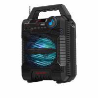纽曼(Newmine)TR-K55 迷你手提便携无线蓝牙音箱 单台装 黑色