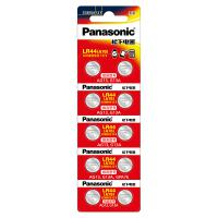 松下(Panasonic)LR44/2B5C 1.5v碱性纽扣电池 10粒装
