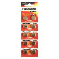 松下(Panasonic)LR1130/2B5C 碱性纽扣电池 10粒装