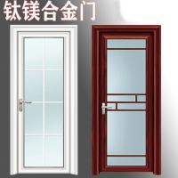 友谊森 1258-8 家用烤漆浴室风衣室门