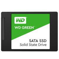 西部数据(WD)WDS120G2G0A 120GB SSD固态硬盘 SATA3.0接口 Green系列-SSD日常家用普及版
