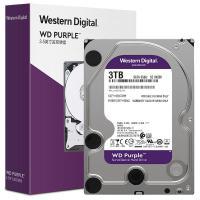 西部数据(WD)WD30EJRX 3TB 监控硬盘 SATA6Gb/s 64M 紫盘