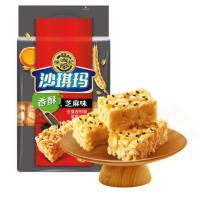 徐福记 沙琪玛 香酥芝麻味点心 469g*12包/箱