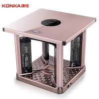 康佳(KONKA)KNF-802-H 电暖桌 多功能快热炉 单张 玫瑰金色