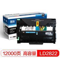 国际 LD2822 黑色硒鼓 12000页打印量 适用机型:LJ2200/LJ2200L/LJ2250/LJ2250N 单支装