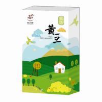 龙江恒沣 350g 精选黄豆350g/盒 单盒