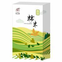 龙江恒沣 400g 精选糯米400g/盒 单盒