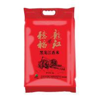 龙江穗稻 5KG 黑龙江香米 真空包装5kg/袋 单袋