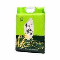 龙江穗稻 5KG 丰稻秀色米 真空包装5kg/袋 单袋 绿色装