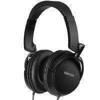 漫步者(EDIFIER)H841P 头戴式立体声电脑耳机 黑色