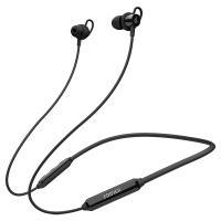 漫步者(EDIFIER)W200BT 颈挂版 无线磁吸入耳式 黑色
