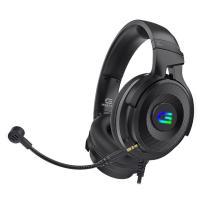 戴尔(DELL)HS319D 赞声7.1环绕声电竞游戏耳机 黑色