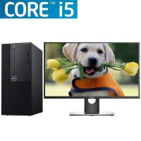 戴尔(DELL)OptiPlex 3060 Tower 231313 台式电脑 Intel酷睿I5-8500 3.0GHz六核 8G-DDR4内存 256G固态硬盘 集显 DVDRW 中标麒麟V7.0...