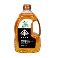 和正农场 1.8L 黑花生油浓香型1.8L/桶 单桶