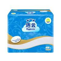 洁云(Hygienix)2900 厕纸 400张/包