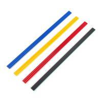 凸优 彩色白板软磁条 磁性贴 30cm 10根/组 颜色备注