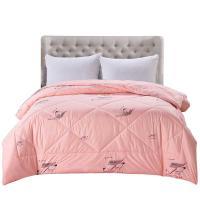 洁丽雅(Grace)JLY-SMJF1912003YB3 卢森堡羊毛被3000克200*230cm 邮政订制起订量500床 单床