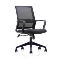 鑫金虎(XIN JIN HU)XJF-BGZ-013办公家具桌椅组合 简约现代职员办公桌钢架屏风桌 椅子款式1