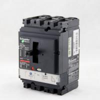 施耐德(Schneider Electric)LV429632-100 塑壳断路器 带热磁脱扣单元NSX 额定电流100A 极数3P
