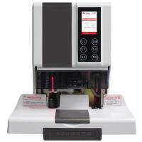 汇金机电(huijinjidian)HJ-50BH 装订机 财务自动凭证装订机 档案打孔机 激光定位 单台